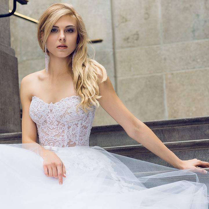 robe de mariee princesse montreal lilia