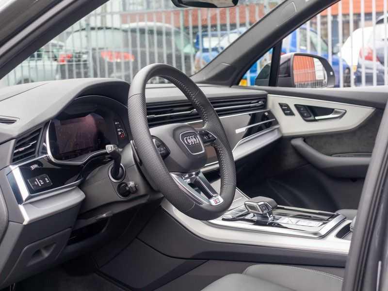 Audi Q7 60 TFSI e quattro Competition | Head Up Display | Assistentiepakket Tour/City | Pano.Dak | Stoelventilatie/Massage | S-Sportstoelen | Bose Premium Sound afbeelding 16