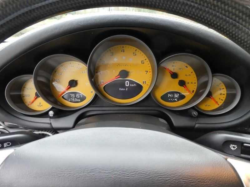 Porsche 911 3.6 Turbo afbeelding 3