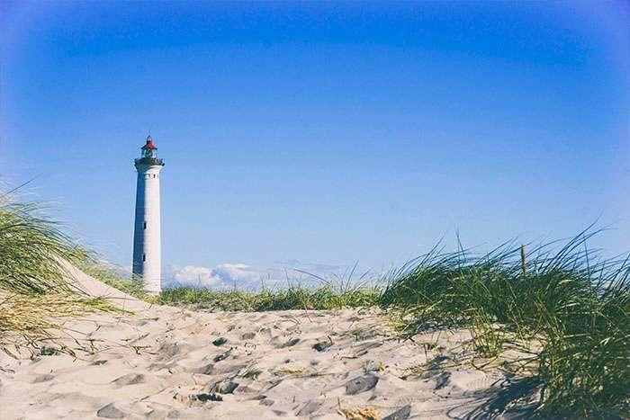 Se de flotte omgivelser i midtjylland