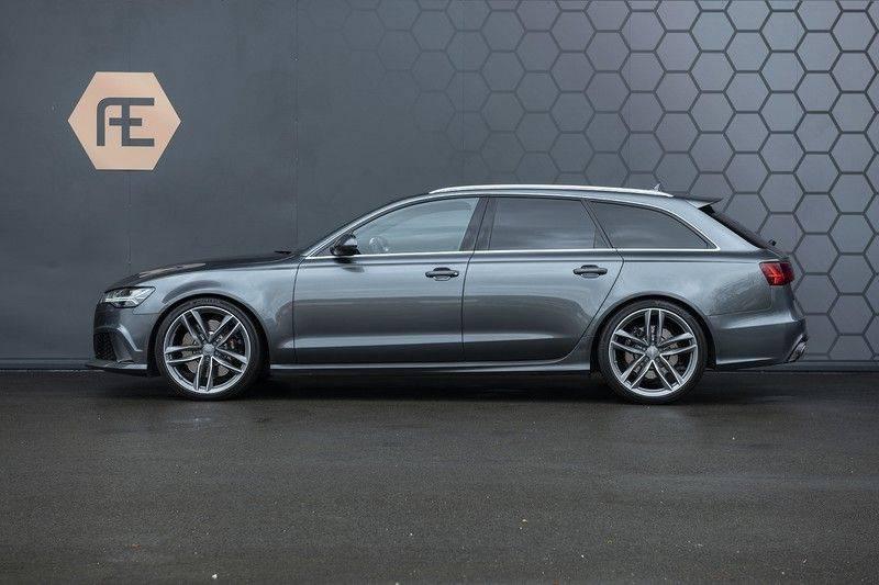 Audi RS6 Avant 4.0 TFSI quattro Pro Line Plus Vol leder + Stuurwielverwarming afbeelding 2