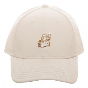Mario Metal Leather Hat
