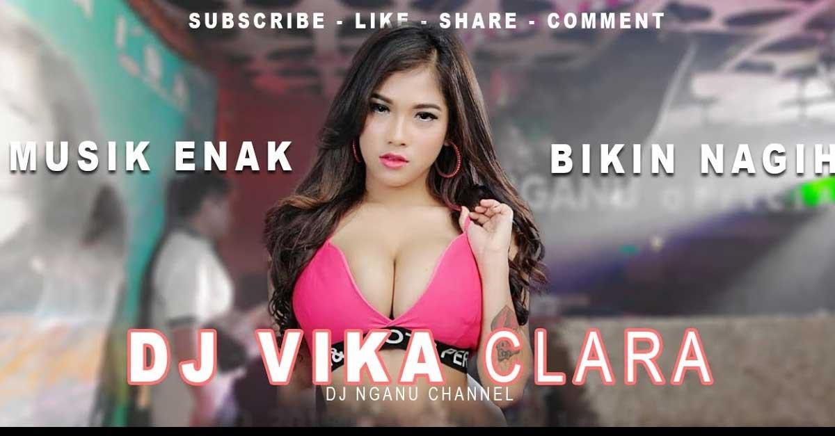 DJ Vika Clara Female Disk Jockey Yang Luar Biasa