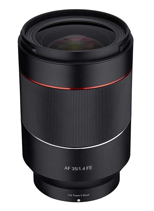 Rokinon AF 35mm f/1.4