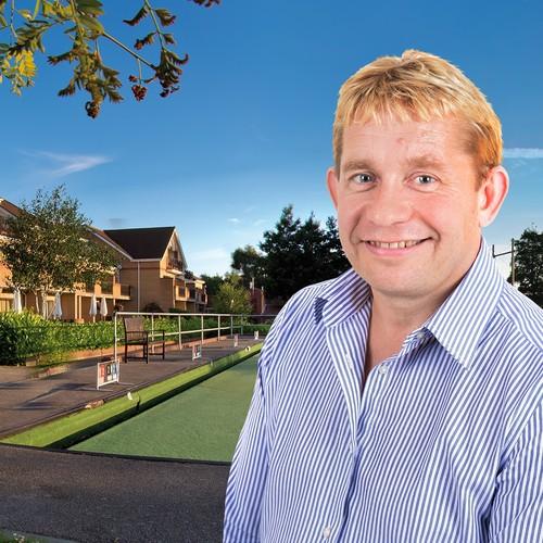 Meet Potters Bowls Ambassador and world number one, Greg Harlow