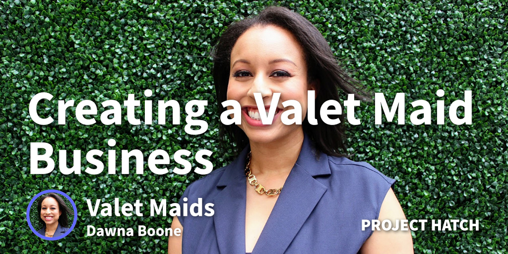 Valet Maids with Dawna Boone