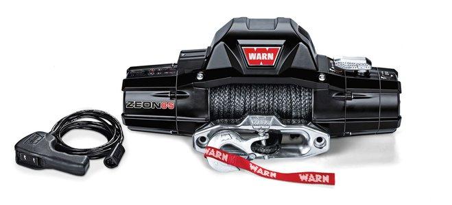 Warn Zeon 8-S Winch 89305 8000 lb winch