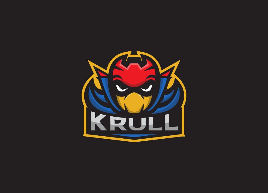 Krull personal logo