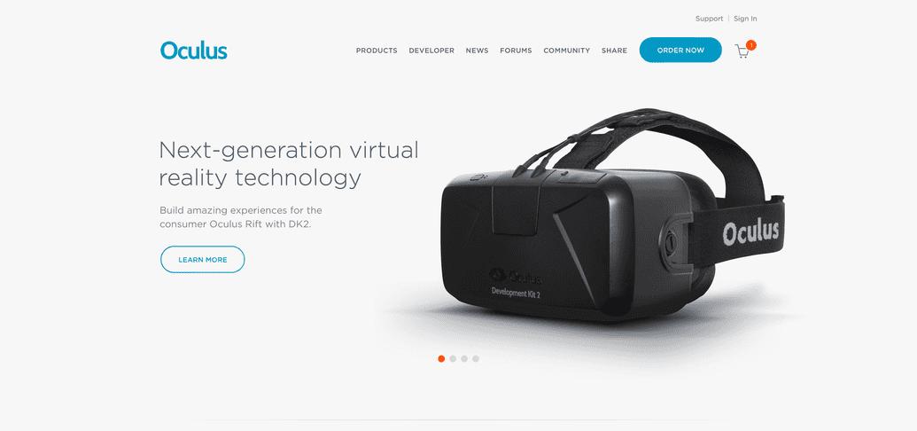 Oculus-Redesign