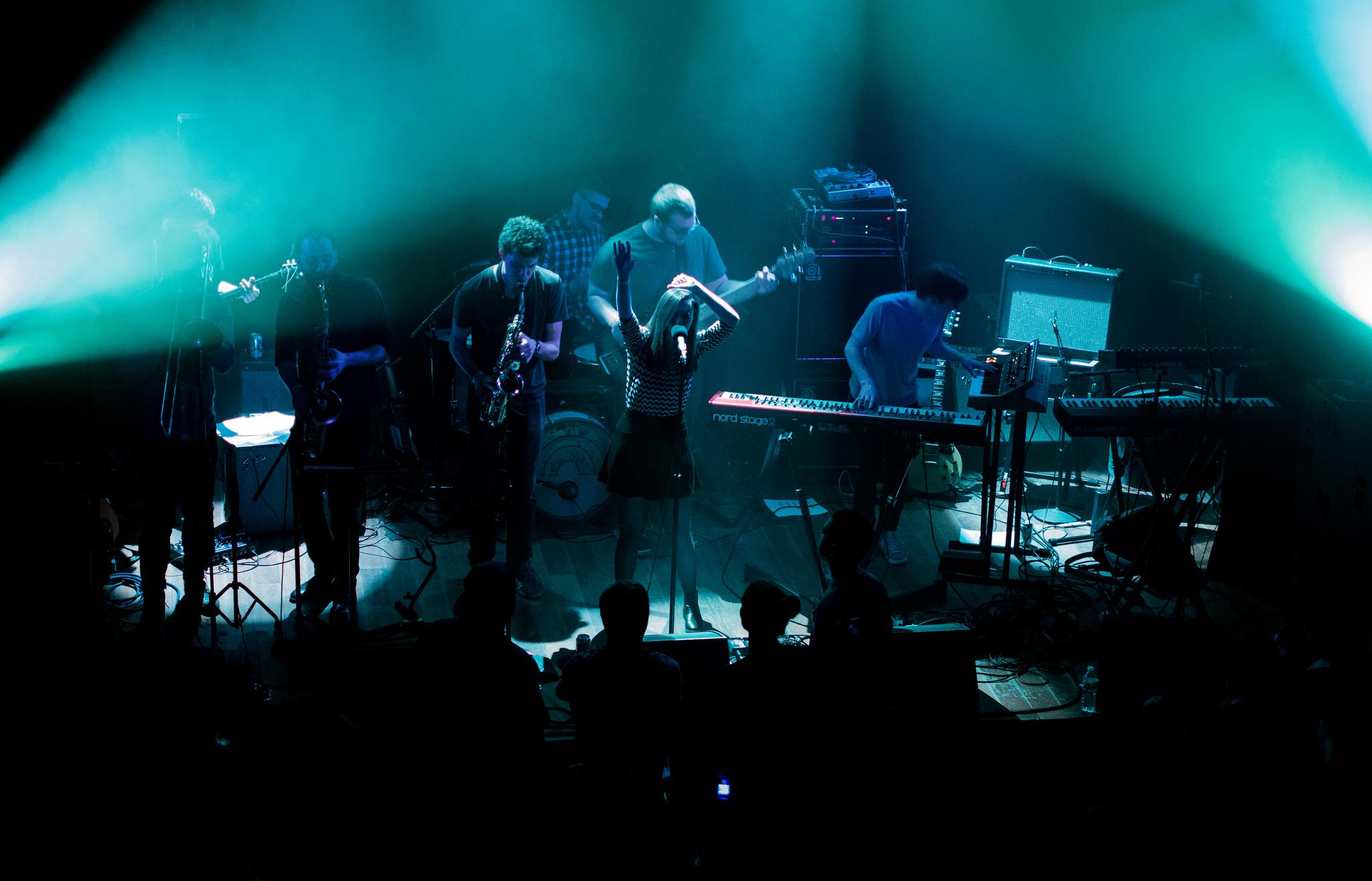 lincoln hall show