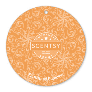 Farmstand Pumpkin Scent Circle