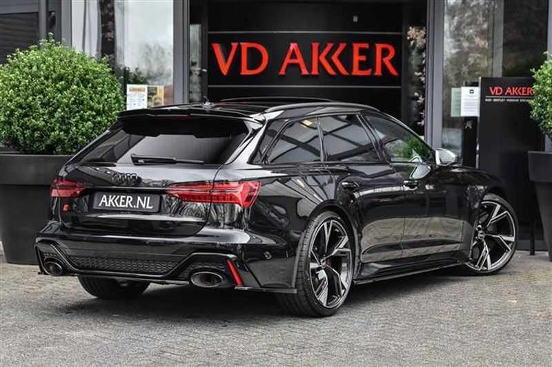 Audi RS6 AERO PAKKET+DYNAMIC PLUS+DESIGNPAKKET NP.240K afbeelding 13