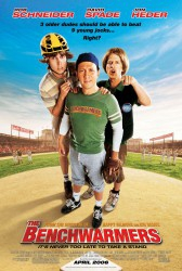 cover The Benchwarmers