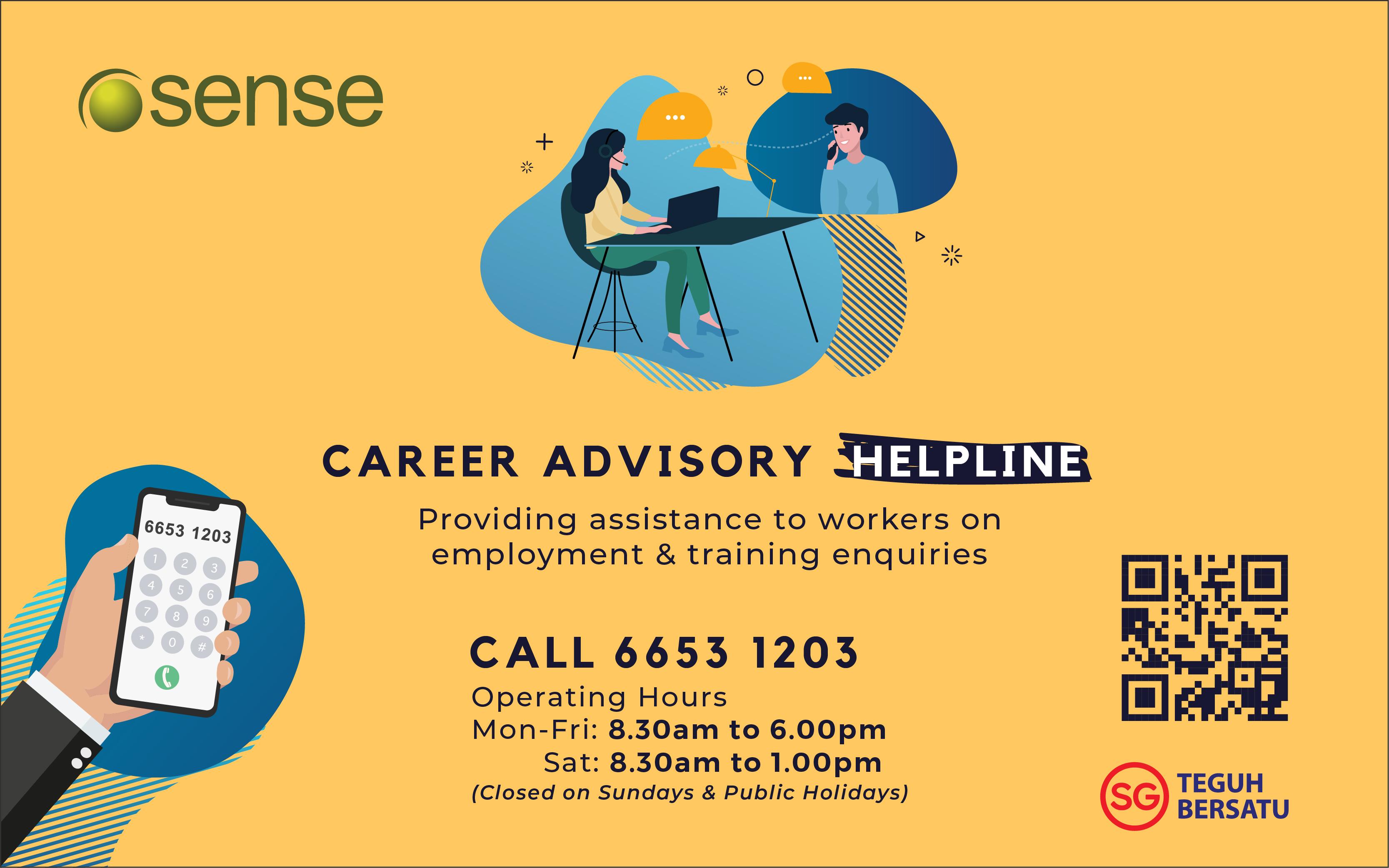 Career Advisory Helpline