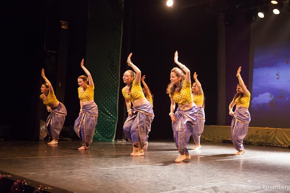Cours de danse bollywood avec Deva Paris