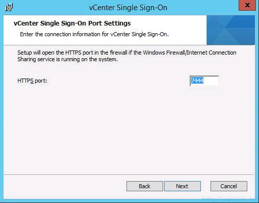 vCenter 5.5 on Windows Server 2012 R2 with SQL Server 2014 – Part 3 - 8