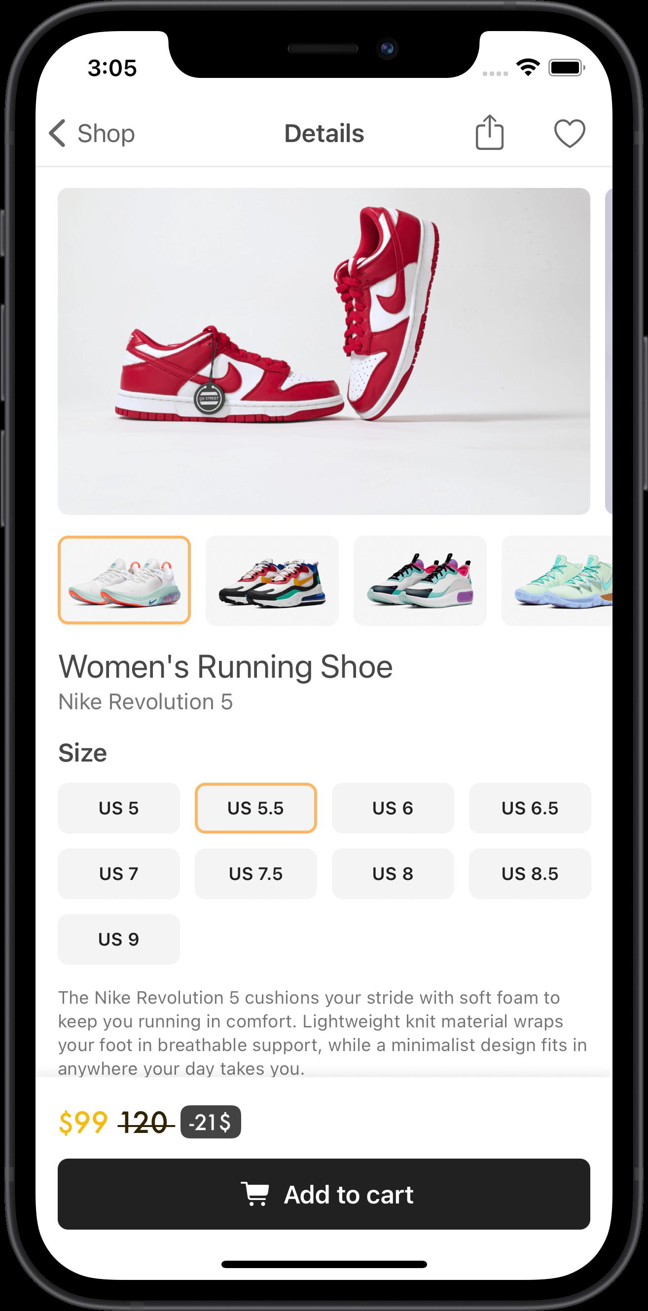 e-commerce, men, sneakers, nike, women