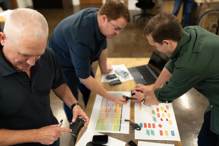 Team prototyping