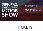 Thumbnail preview image for Monday 4th - Sunday 10th March: Geneva Car Show & Other News