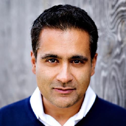 Headshot of Sunil Sharma