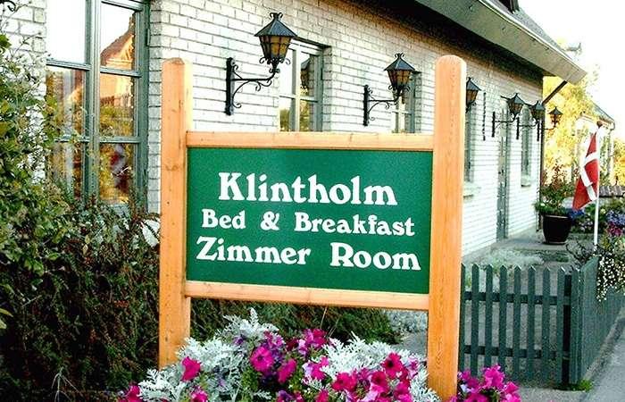 velkommen til klintholm