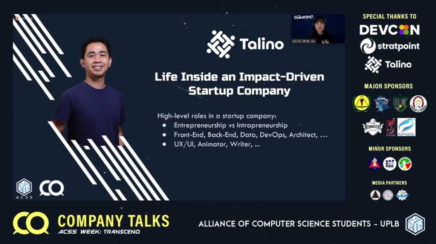 Company Talks - Gallery Photo #4