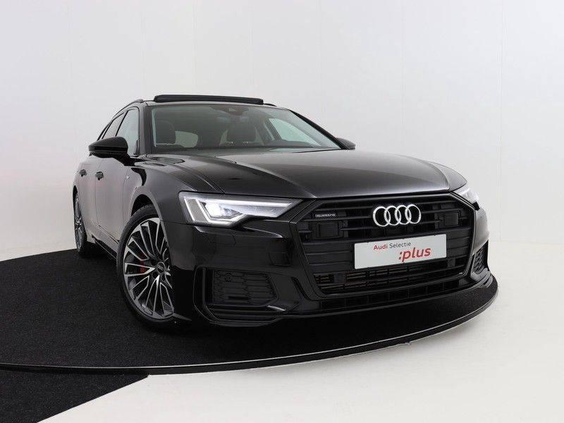 Audi A6 Avant 55 TFSI e 367 pk quattro Competition | Panoramadak | Assistentiepakket Tour | Keyless Entry | Optiekpakket | Trekhaak | Verlengde Fabrieksgarantie afbeelding 12