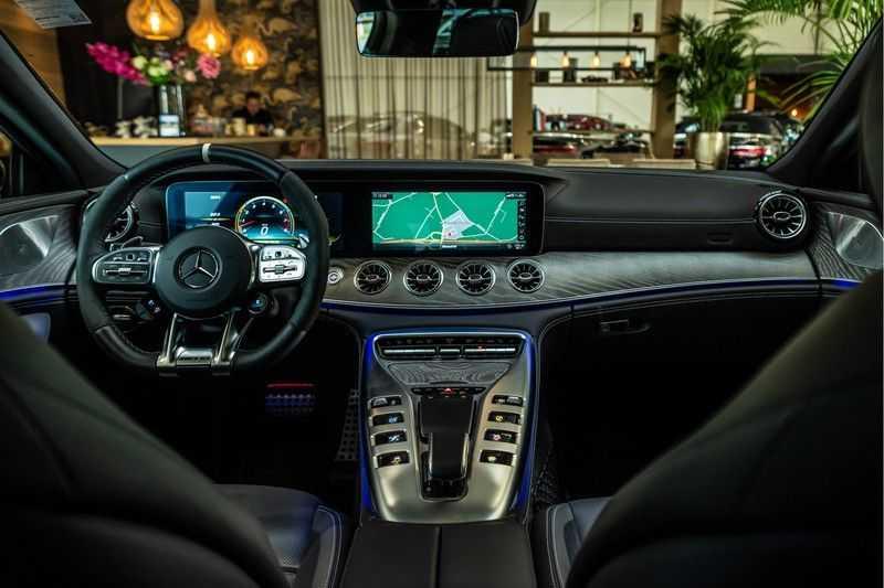 Mercedes-Benz AMG GT 4-Door Coupe 43 | Burmester | Panorama | Schakelbare uitlaat | Apple Carplay afbeelding 24