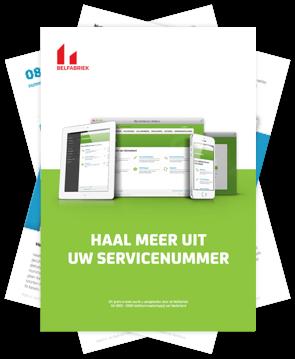 Gratis e-boek van de Belfabriek: Haal meer uit uw servicenummer.