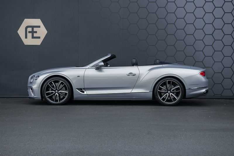 Bentley Continental GTC 6.0 W12 First Edition Full Carbon Exterior Pack, Naim Audio, Mulliner, Centenary Edition afbeelding 5