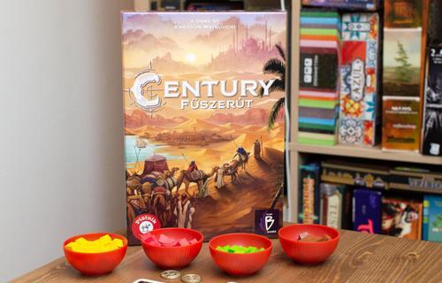 Century: Fűszerút – egy tökéletes kapujáték