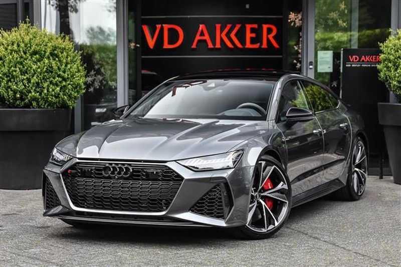 Audi RS7 DYNAMIC PLUS+DESIGNPAKKET+B&O+360CAM. NP.260K afbeelding 1