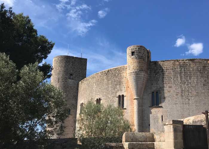 Castell Bellver Palma de Mallorca