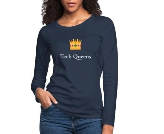 Buy Tech Queens Merch