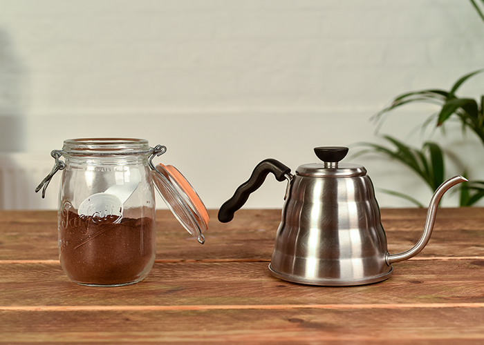 How To Make Cafetière Coffee Pact Coffee