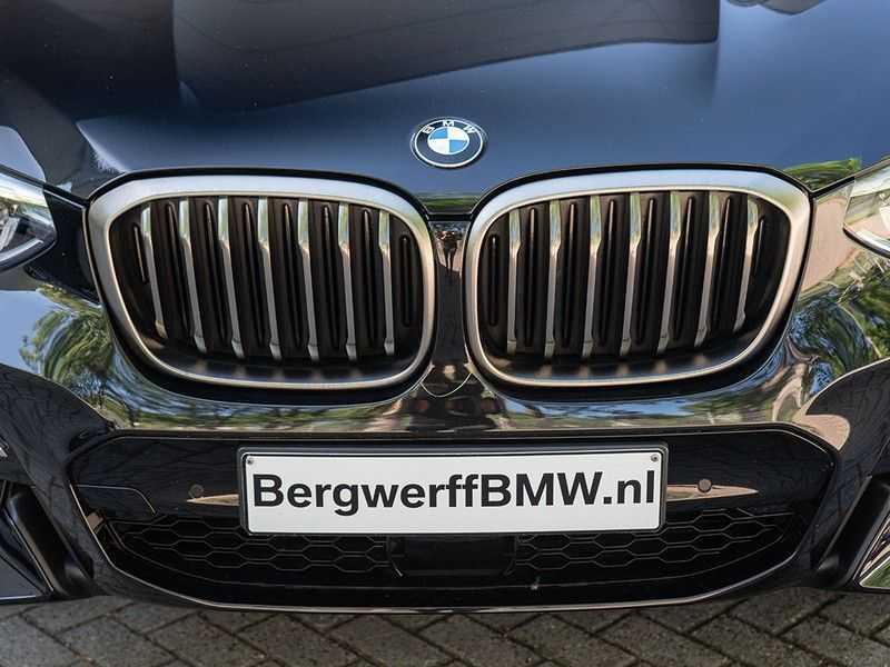 BMW X3 M40i xDrive - Individual Leder - Panorama - ACC - Harman Kardon - Memoryzetels afbeelding 7