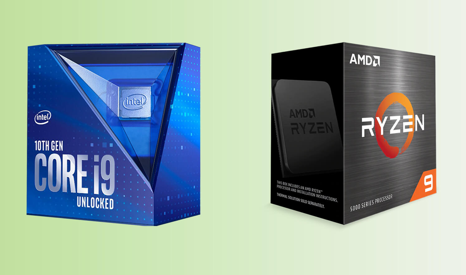 Best CPUs for RTX 3070