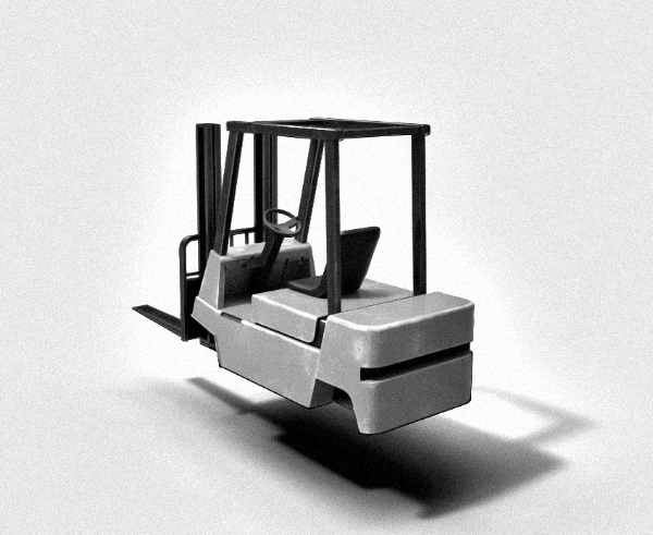 Forklift game screenshot
