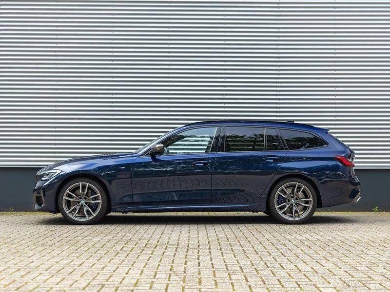 BMW 3 Serie Touring M340i xDrive Individual - Head-up - ACC - Harman Kardon - Panorama afbeelding 7