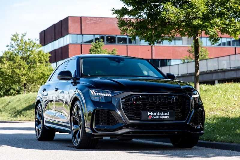 Audi RSQ8 4.0 TFSI RS Q8 quattro RS Dynamic+ designpakket   Carbon Package   360 camera   B&O Advanced   Pano   Beschikbaar vanaf Augustus 2021!! afbeelding 1