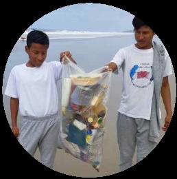 Amiguitos del oceano
