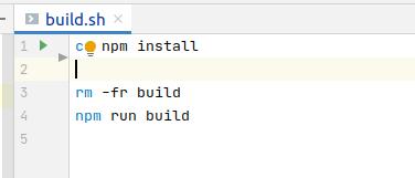 build.sh