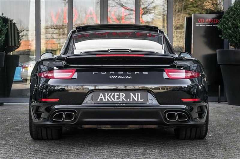 Porsche 911 TURBO GLAS DAK+ADAPT.STOELEN+CAMERA afbeelding 17