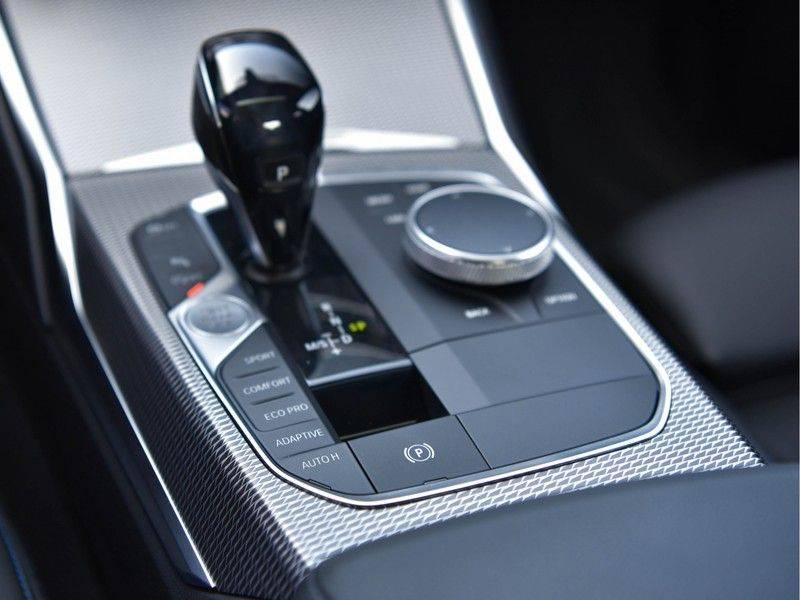 BMW 3 Serie 320d 190pk M-Performance Dak Laser HUD El-Memo Standk DA HiFi Keyless Live-Cockpit afbeelding 16