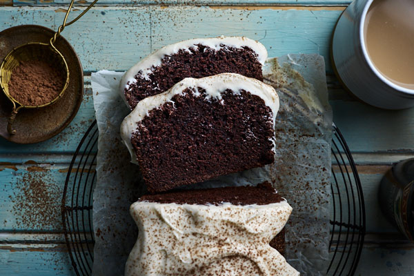 Chocolate Guinness Cake With Irish Cream Frosting