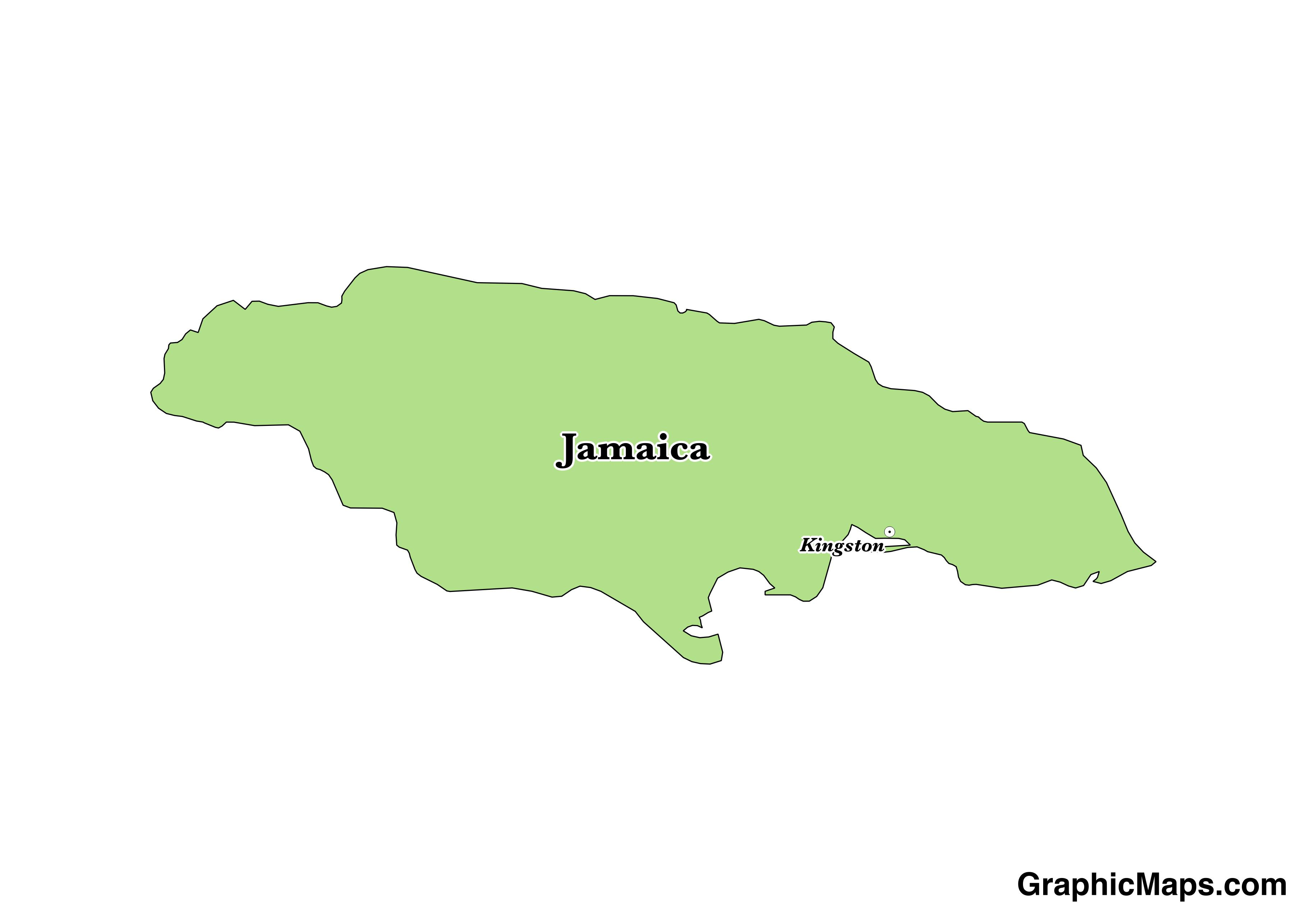 Where is Jamaica  Where is Jamaica Located in the World