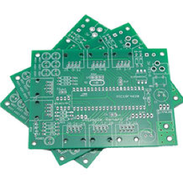 Double sided printed circuits