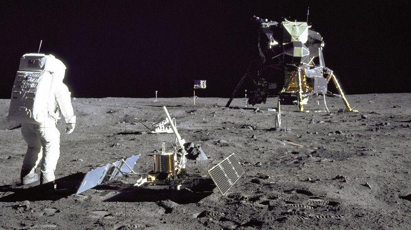 Миссия NASA Apollo 11. Фото: NASA