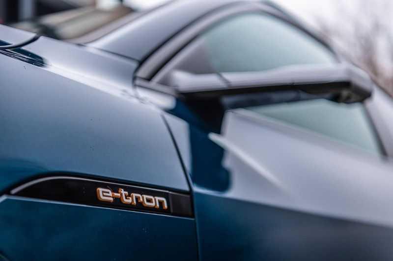Audi e-tron 55 quattro advanced Pro Line Plus, 408 PK, 4% Bijtelling, Luchtvering, Surround View, Stad/Tour Pakket, B&O, EX. BTW!! afbeelding 23