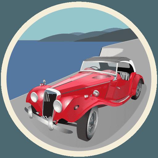 Le Garage Anglais sur la Côte d'Azur logo